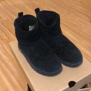 UGG Mini Waterproof Suede Boot